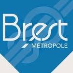 Logo metropole de brest